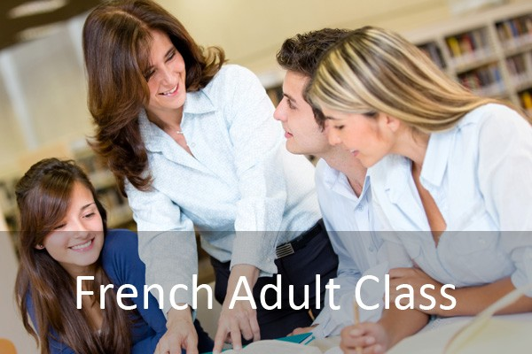 French Group Adult Classes Vancouver